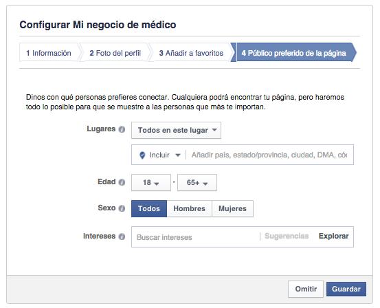 Facebook publico