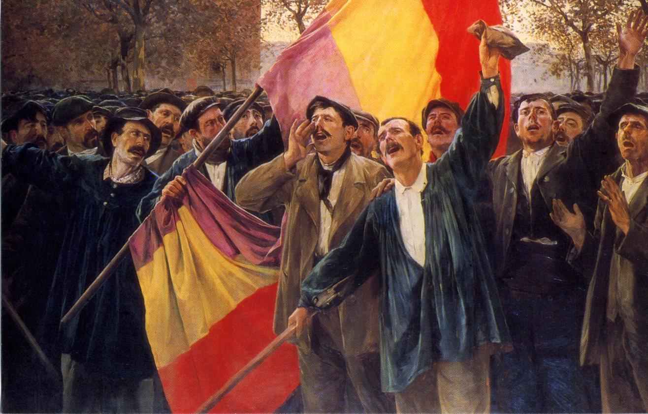 II República española - Medicina Gaditana